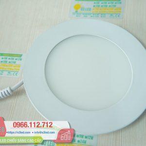 Đèn LED âm trần 6W siêu mỏng, tròn - O3PN6TV