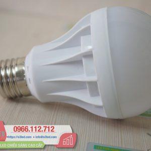 Den LED Bulb 9W Nhua(10)