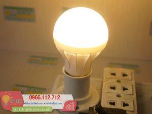 Den LED Bulb 9W Nhua(13)