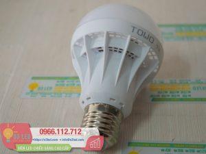 Den LED Bulb 9W Nhua(5)