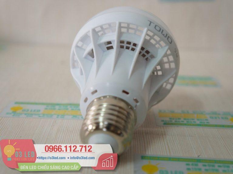 Den LED Bulb 9W Nhua(6)