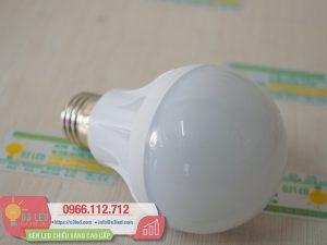 Den LED Bulb 9W Nhua(8)