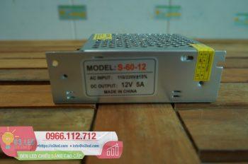 Nguồn Tổ Ong 12VDC 5A