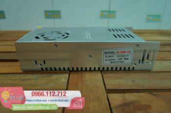 Nguồn Tổ Ong 12VDC 30A