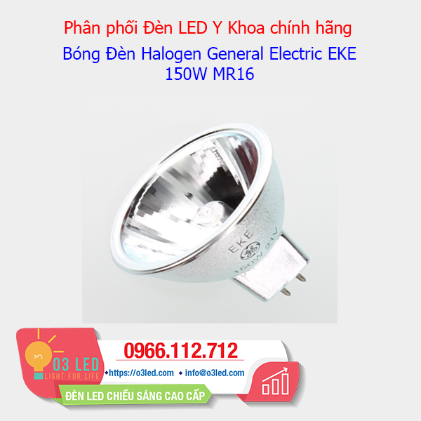 Bóng Đèn halogen General Electric EKE 150W MR16