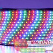 Đèn LED dây 5050 cuộn 100m - 60led/m đổi 7 màu