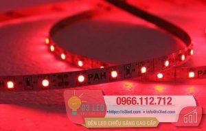 Đèn LED dây 5050 cuộn 100m - 60led/m màu đỏ