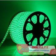 Đèn LED dây 5050 cuộn 100m - 60led/m màu xanh lá