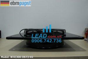 Quạt hút Ebmpapst W4E300-DS72-02, 230VAC, 430x430x113mm