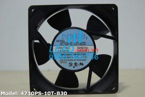 Quạt hút NMB 4710PS-10T-B30, 100VAC, 120x120x25mm